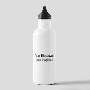 I'm an Electrician not a Magi Stainless Water Bott