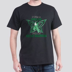 I Wear Green for my Great Gra Dark T-Shirt