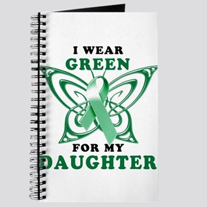 I Wear Green for my Daughter Journal