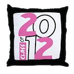 BIG Class of 2012 Throw Pillow