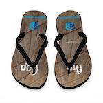 Northwestern Deck Flip Flop