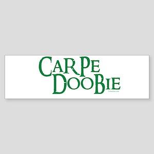 Carpe Doobie Sticker (Bumper)