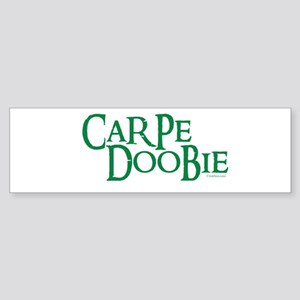 Carpe Doobie Sticker (Bumper)