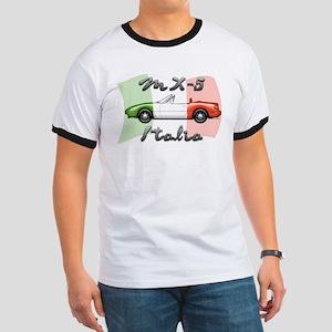 MX-5 Italia Ringer T-shirt