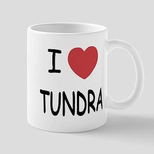 I heart tundra Mug