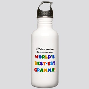 Otherwise Known Best Gramma Stainless Water Bottle