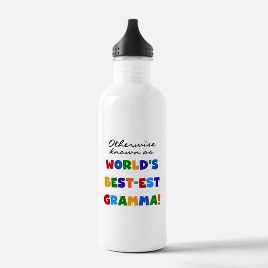 Otherwise Known Best Gramma Water Bottle