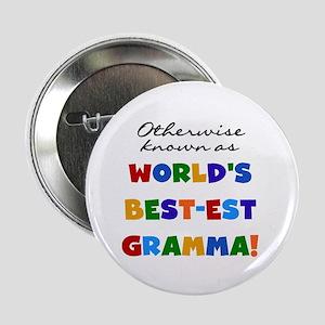 """Otherwise Known Best Gramma 2.25"""" Button"""