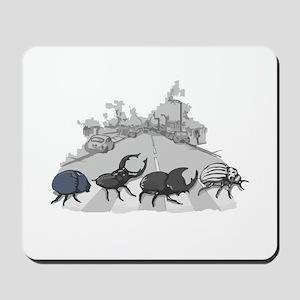 Beatles Mousepad