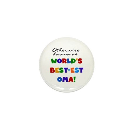 Otherwise Known Best Oma Mini Button