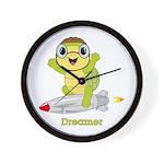Turtle Dreamer™ Wall Clock