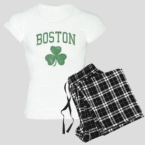 Boston Irish Women's Light Pajamas