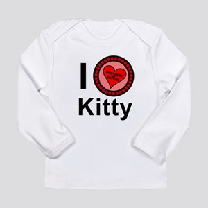 I Love Kitty Brothers & Sisters Long Sleeve Infant
