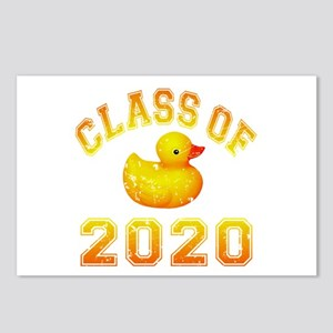 Class Of 2020 Duckie Postcards (Package of 8)