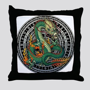 Raban ryuu Throw Pillow