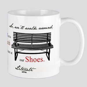 Literati - So, we'll walk aro Mug