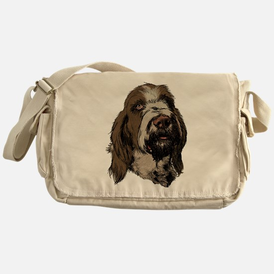 Unique Spinone italiano Messenger Bag