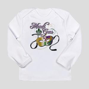Mardi Gras 3 Long Sleeve Infant T-Shirt