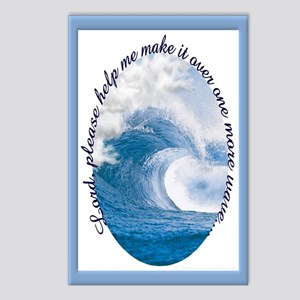 Wave Prayer (Picture) Postcards (Package of 8)