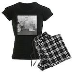 Holidays (no text) Women's Dark Pajamas