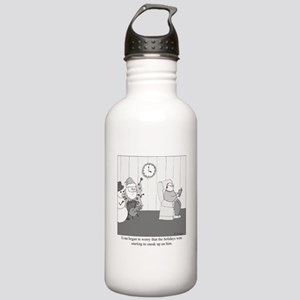 Holidays Stainless Water Bottle 1.0L