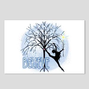 Star Believer by DanceShirts.com Postcards (Packag