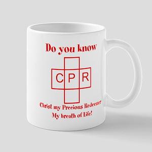 CPR Mug