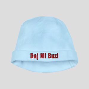 Daj Mi Buzi - Give me a Kiss baby hat