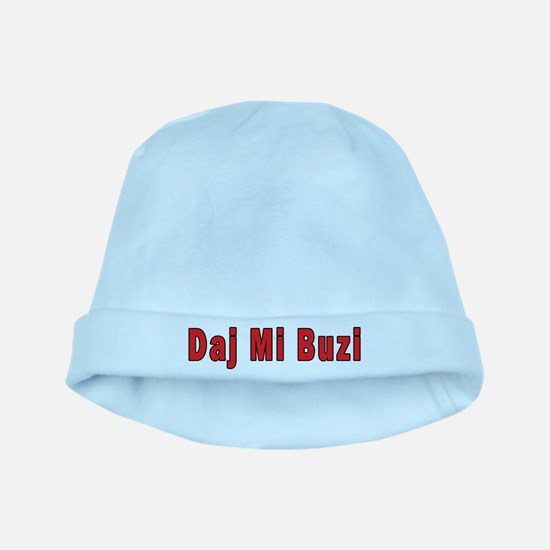 Daj Mi Buzi - Give me a Kiss baby hat