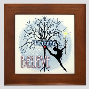 Must Have Twilight #3 by Twibaby Framed Tile