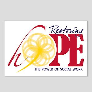 Restoring Hope Postcards (Package of 8)