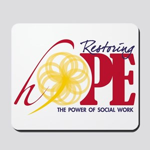 2012 Restoring Hope Mousepad