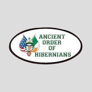 Ancient Order Of Hibernians Emblem Patch