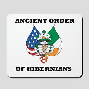 Ancient Order Of Hibernians Mousepad