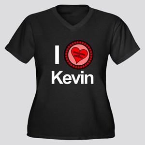 I Love Kevin Brothers & Sisters TV Women's Plus Si