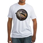 Fitted Goose Hunting T-Shirt