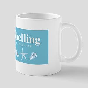 i Love Shelling Mug
