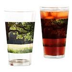 Sunny Oak Drinking Glass