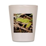 Pacific Treefrog Shot Glass