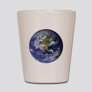 Earth Shot Glass
