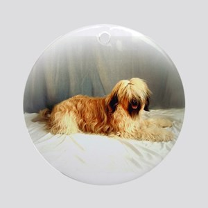 BRIARD GOODIES Ornament (Round)
