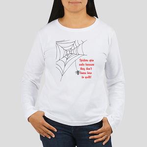 Quilt Women's Long Sleeve T-Shirt