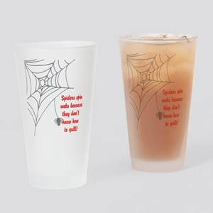 Quilt Drinking Glass