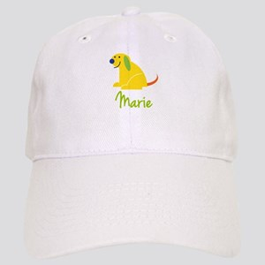 Marie Loves Puppies Cap