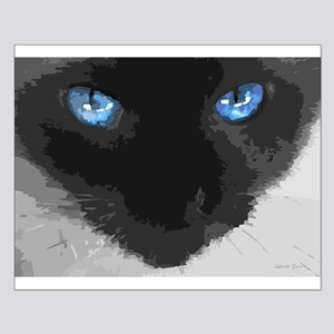 Blue Eyes Small Poster 16x20