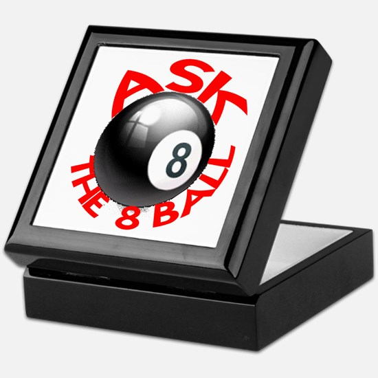 ASK THE 8 BALL™ Keepsake Box