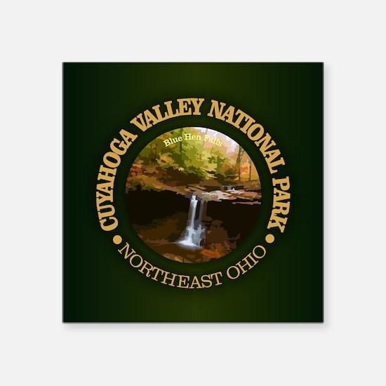 Cuyahoga Valley NP Sticker