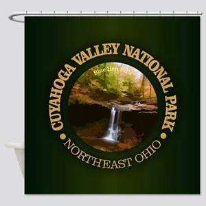 Cuyahoga Valley NP Shower Curtain