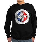 We Occupy 99% Sweatshirt (dark)