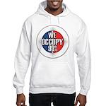 We Occupy 99% Hooded Sweatshirt